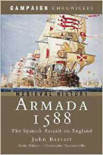 Armada 1588: The Spanish Assault on England (Campaign Chronicles S.), New, Barra
