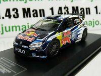 RD9B voiture 1/43 IXO Direkt Rallye VOLKSWAGEN POLO R WRC Monte Carlo 2015 OGIER