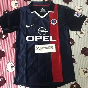 Maillot du PSG (2001-2002)