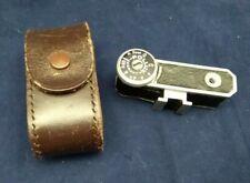 Vintage Pollux Rangefinder In Original Case