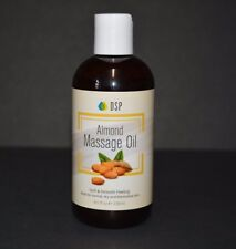 Almond Massage Oil Soft & Smooth Feeling (8.0 Oz ) Dsp Skin Care Products