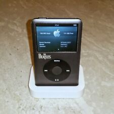 Limited Edition BEATLES 120GB Apple iPod 7th Gen Classic - Only 2,500 Made!