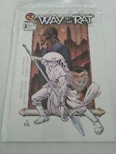 Way Of The Rat #2 (Jul 02 CrossGen Comics) July 2002
