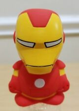 Marvel Super Hero Iron- Man 3 Inch Squirter bath pool  Toy soft rubber