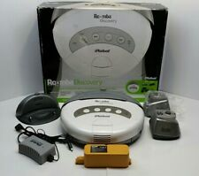 iRobot Roomba Discovery 4210 W/Battery, Box & More! Tested, Works! NO REMOTE
