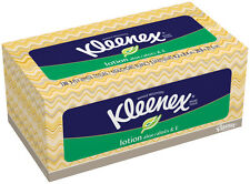 Kleenex Facial Tissues with Lotion - 120 ct (24 PACK)
