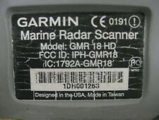 "New ListingGarmin Gmr18Hd Radar 18"" 4Kw"