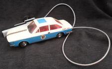 6418 EAST GERMAN/DDR/GDR Cold War PLASTIC toy FIAT 124 car cir 1970s