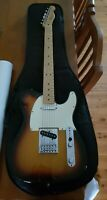 2008/9 Fender Telecaster in great condition, + Fender guitar bag, made in Mexico