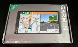 ✅ Garmin DriveSmart 71 EX with Traffic GPS Navigator 010-02038-03 - Brand New