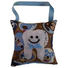 Tooth Fairy Pillow Puppy Dog Handcrafted Made in the Usa *New*