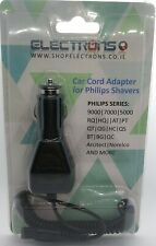 Car Power Adapter USB Charger Cord For Philips Series Norelco Shaver