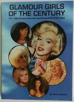 1998 Glamour Girls of the Century by Pin-Up Photographer Bunny Yeager NOS