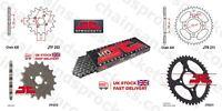 JT- STD Chain Sprocket Kit 15t 39t 420HDR 98 fits Honda C90 Cub 84-02
