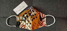 Vera Bradley - Face Mask - Cotton - Painted Feathers