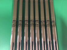 8 New True Temper Dynamic Gold High Launch R300 Iron Shafts .370