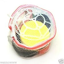 2 Pack Washing Bra Bag  Underwear Lingerie Saver Mesh Wash Basket Aid Net New