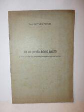 Cartografia, Uzielli: Carte geografiche medievali manoscritte riproduzione 1902