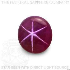 Natural Untreated Star Ruby, 5.62ct. (S2286)
