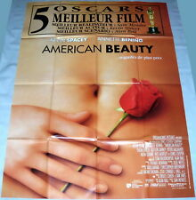 AmeriCan Beauty Kevin Spacey Academy Awards Annette Bening Large French Poster