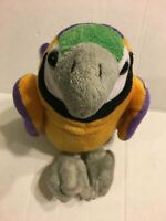 "RI Novelty Parrot Bird  13"" Plush Stuffed Animal"