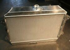 1974 Datsun 260Z 3 Row Aluminum Radiator-Never Used-T2