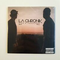 LA CHRONIK (Beni Will) : RIEN A PERSONNE  ♦ NEW CD Album Promo Neuf ♦ HIP-HOP