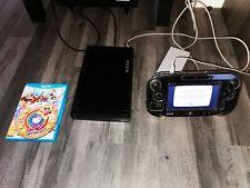 Nintendo Wii U With Kirby And Smash Bros