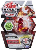Bakugan, Dragonoid 2-inch Tall Armored Alliance Collectible Action Figure NIB!
