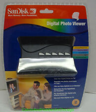 Digital Photo Viewer With Remote -  SanDisk SDV-1A - New, Factory Sealed