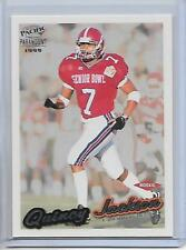 1999 Pacific Paramount Quincy Jackson Rookie Card