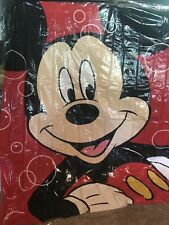 Disney Shower Curtain Mickey Mouse