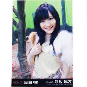 "AKB48 Mayu Watanabe ""Give Me Five"" photo Theater Ver."
