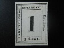 HAWAII Sc. #23 scarce mint no gum stamp!