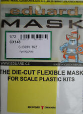Eduard 1/72 CX148 Canopy Mask for the Italeri C-130H/J Hercules kit