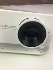 MerchSource 'Light-Blast' Projector 1647916 in White & Green
