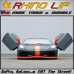 LOTUS 19 Monte~Carlo 3-Eleven Esprit V-8 * Spoiler Splitter Rubber Chin Lip Trim