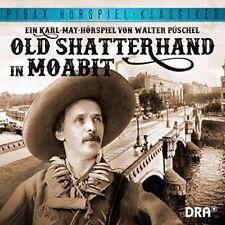 Old Shatterhand in Moabit - Pidax Hörspiel-Klassiker - CD/NEU/OVP