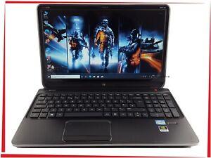 "15.6"" HP ENVY DV6 Gaming Laptop i7 Quad up to 3.4GHz 16GB 240 GB SSD GeForce"