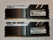 ✔✔ G.SKILL Trident Z 16GB (2 x 8GB) 4133MHz PC4-33000 DDR4 **B-Die** GSKILL