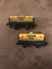 1993 ERTL Thomas Train Tank Engine & Friends Sodor Fuel Cars vintage