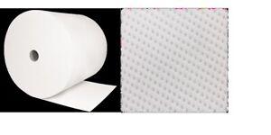 Wipex Vliesrolle Super Core weiß 30X38cm 500 Tücher Putztuchrolle Zellstoff