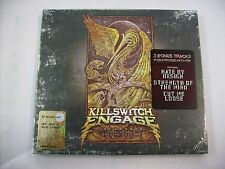 KILLSWITCH ENGAGE - INCARNATE - CD LIMITED EDITION DIGIPACK 2016 NEW SEALED