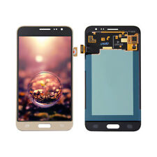 FIT For SAMSUNGGALAXY J3 Amp Prime SM-J320AZ Cricket LCD Touch screen Glass Gold