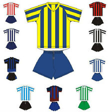 20 Soccer Jersey Uniform Short Wholesale Lot New Adult Youth Number Logo Sock