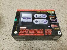 Nintendo Super NES Console - Classic Edition
