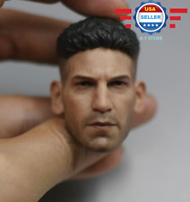 【IN STOCK】1/6 Punisher Head Sculpt 1.0 Jon Bernthal for 12'' Male Figure PHICEN