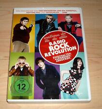 DVD Film - Radio Rock Revolution - Philip Seymour Hoffmann - Nick Frost -Komödie