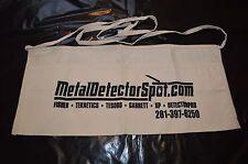 METAL DETECTOR SPOT.COM ~ ACCESSORIES ~ FINES RECOVERY APRON ~ NEW