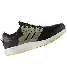 ADIDAS MENS Shoes Galaxy 3 Trainer - Black, Grey & White - AQ6173